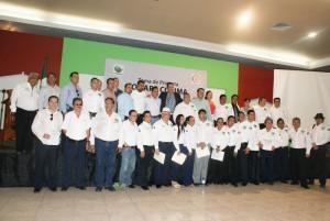 Raúl González Nova, Presidente Nacional e Internacional de CONAPE toma Protesta a estructura en Colima (1)