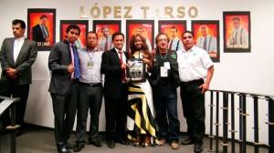 "Raúl González Nova es Premiado con el Pergamino de Oro ""Andrés Henestrosa"" 1"