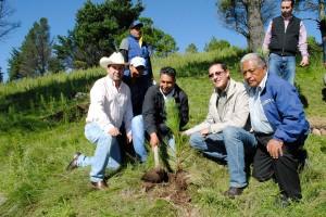 """EN-ALMOLOYA-DE-JUÁREZ-INICIAN-REFORESTACIÓN-DEL-""""CERRO-DEL-MOLCAJETE""""-2"""