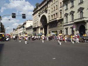 La juventud Ecuatoriana presente