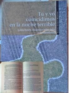 POTADA DEL LIBRO HOMENAJE A PERIODISTAS ASESINADOS